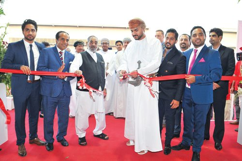First-ever aluminium composite panel (ACP) Factory-2018 in the Sultanate of Oman