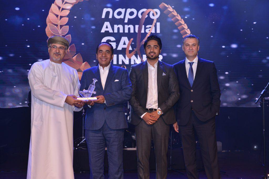 No.1 Aluminium Distributer Award -2019